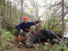 Fly in Moose Hunts in Remote Northwestern Ontario