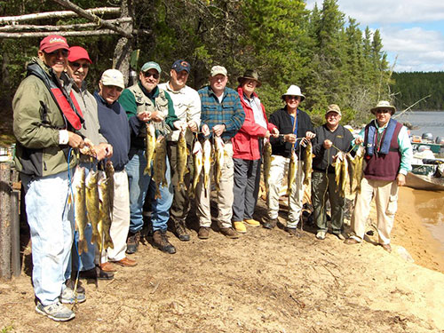 American Plan Fly In Fishing with Excellent Adventures