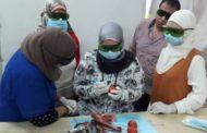 طب أسنان بنات الأزهر تنظم اليوم العلمى لتطبيقات الليزر