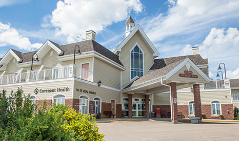 Youville Home Auxiliary Hospital
