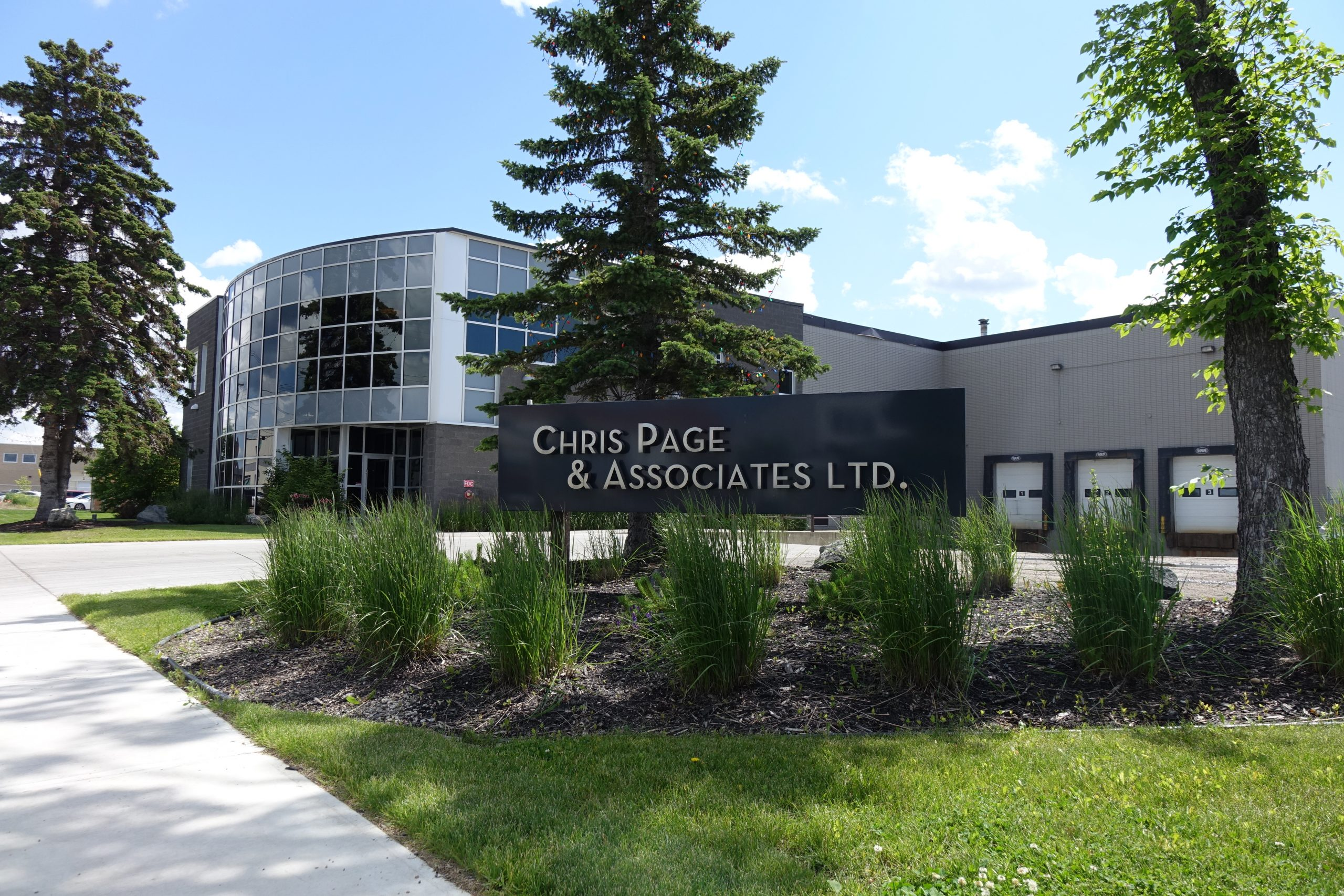Chris Page Office