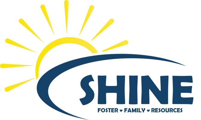 SHINE Foster Family Resources Logo