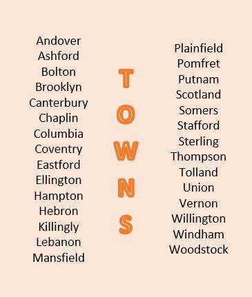 Northeast Towns