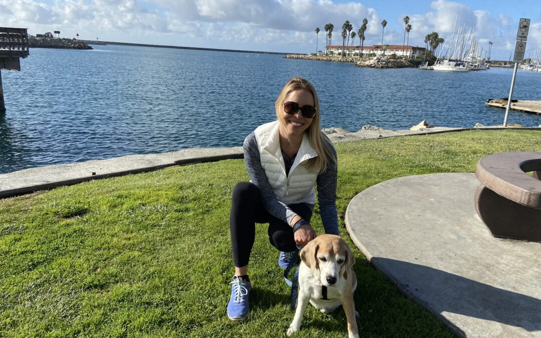 The value of pets and finding peace amidst migraines
