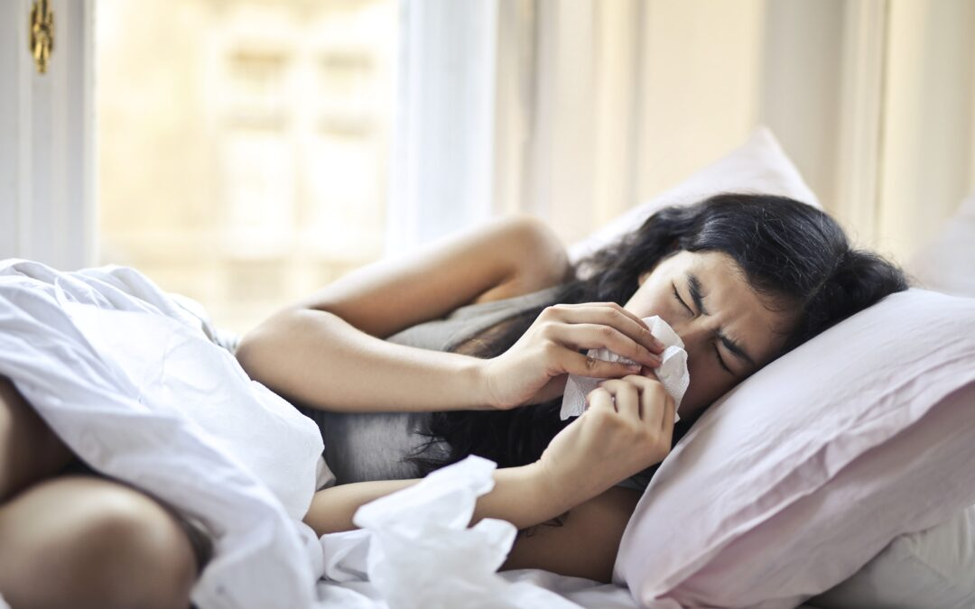 Chronic sinusitis and infections that won't go away