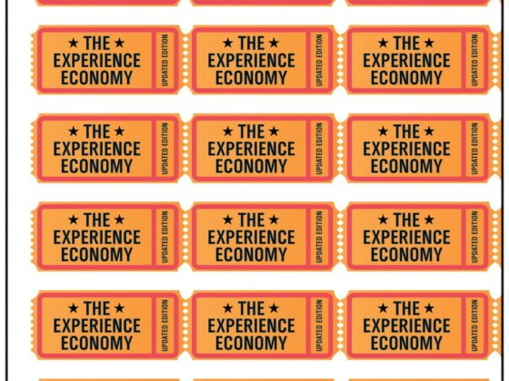 Experience Economy Book Cover