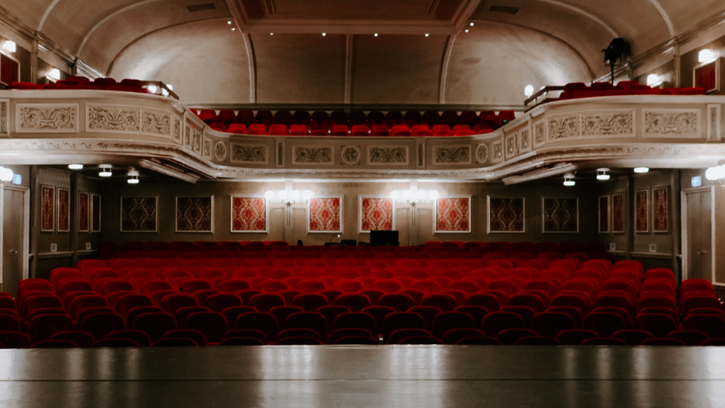 A theatre in the Netherlands