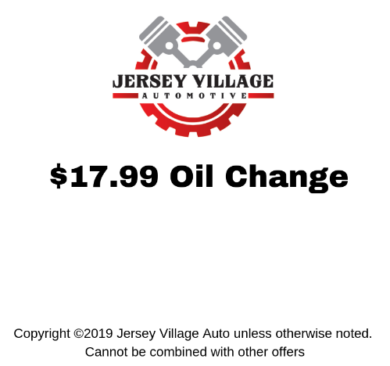 $17.99 Oil Change