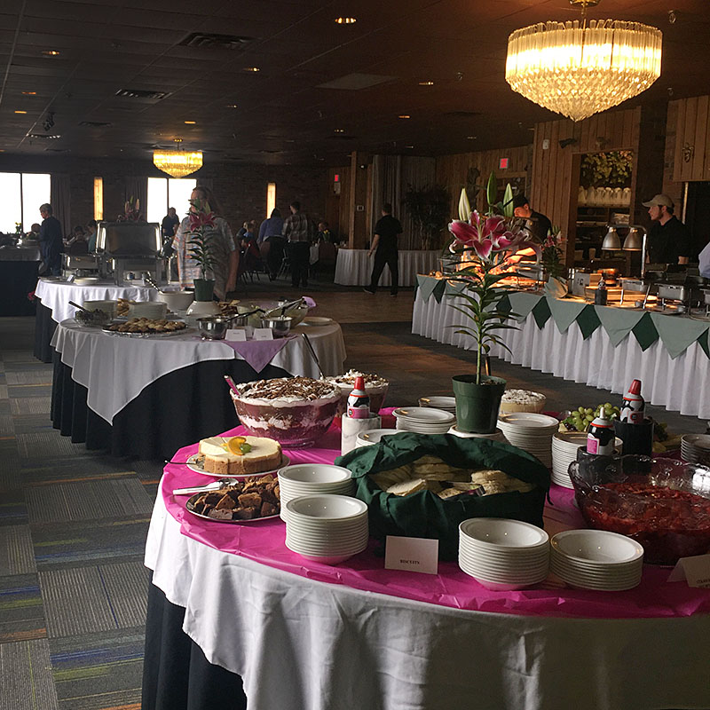 Skyline Restaurant Banquet Room