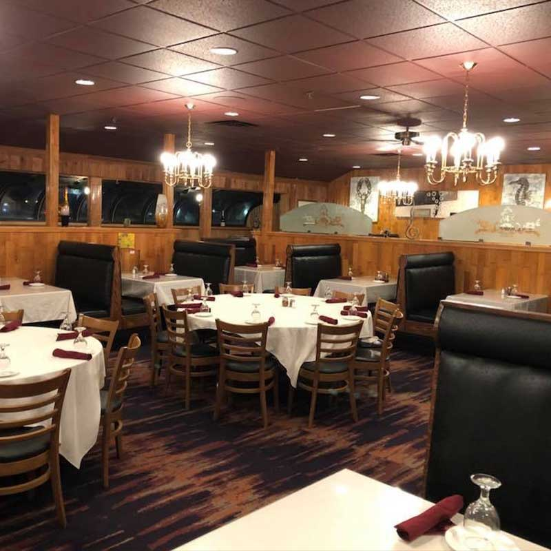 Skyline Restaurant Dining Room