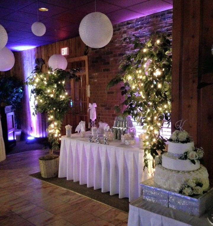Wedding at Skyline Restaurant