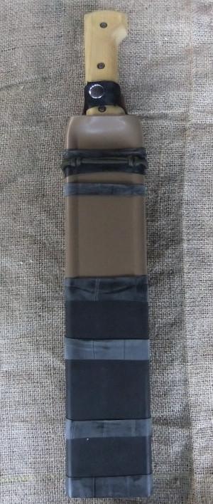Machete Sheath Heat Shrink Wrap North Arm Machete Co.