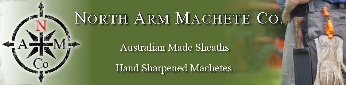 North Arm Machete Co. Logo