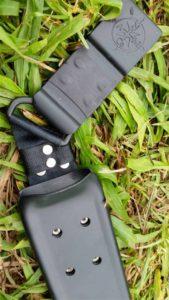 Tramontina Bolo Sheath with flexable ABS Hanger