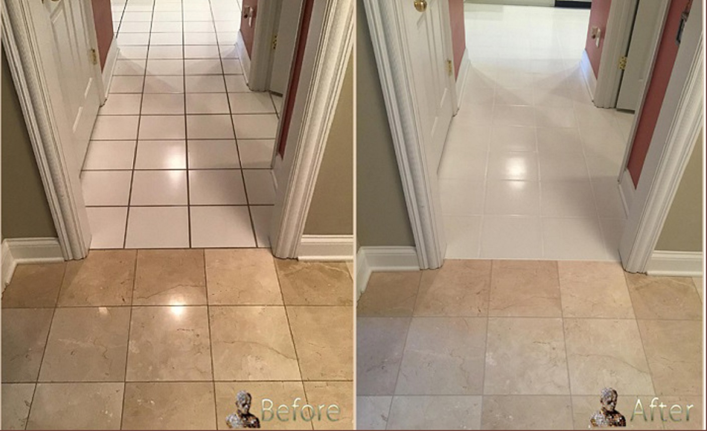 How To Clean Porcelain Tile - 10 Minutes for mom