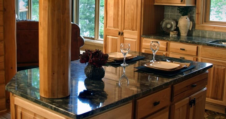 3 Materials for Kitchen Countertops