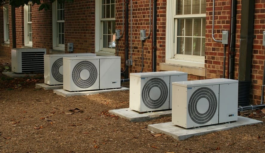 AC Installation Feel Less Expensive in Homes - 10 minutes for mom
