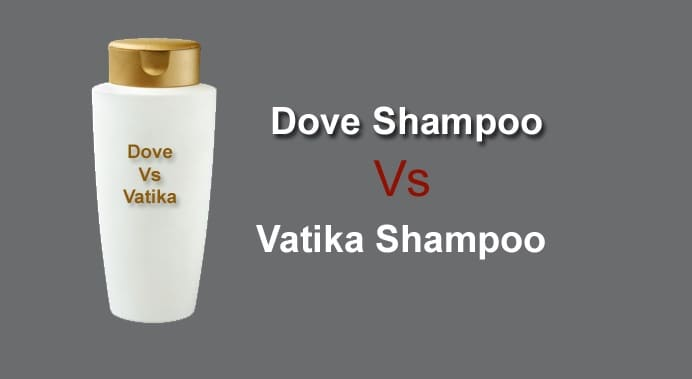 Which is a Better Shampoo Dove or Vatika- 10 minutes for mom