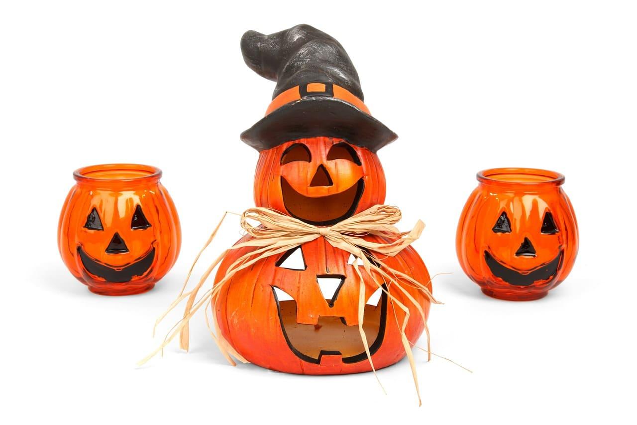 Jolly pumpkin - Halloween pumpkins
