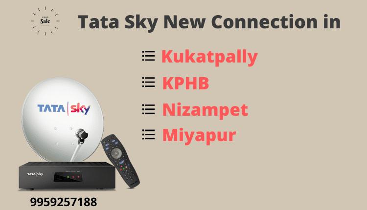Tata Sky New Connection kphb
