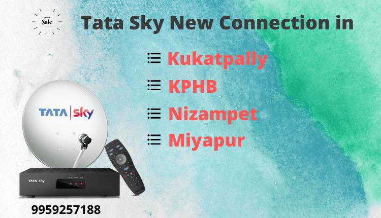 Tata Sky New Connection miyapur