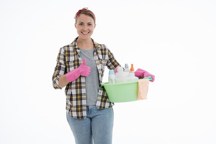 clean home - when mother ask your help