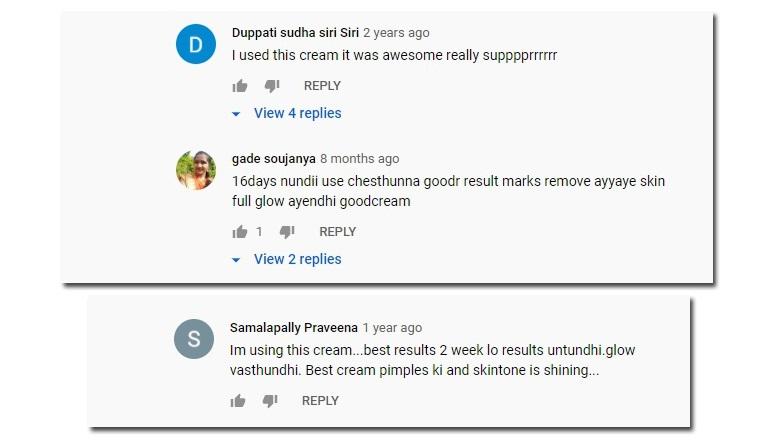 Classic white Cream Reviews