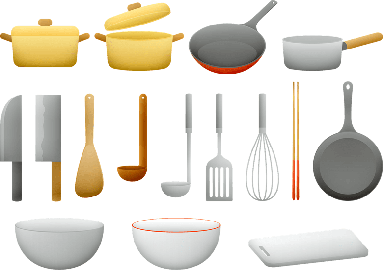 Kitchen Tools - 10 minutes for mom