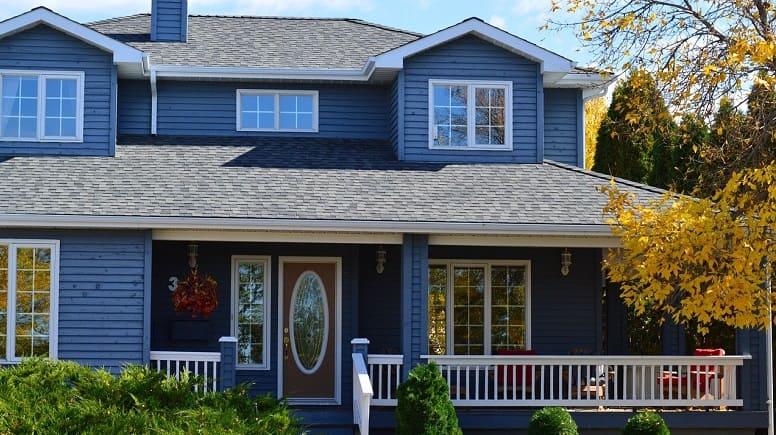 Paint Colors for a Home - Blue