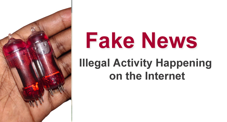 red mercuery - fake news