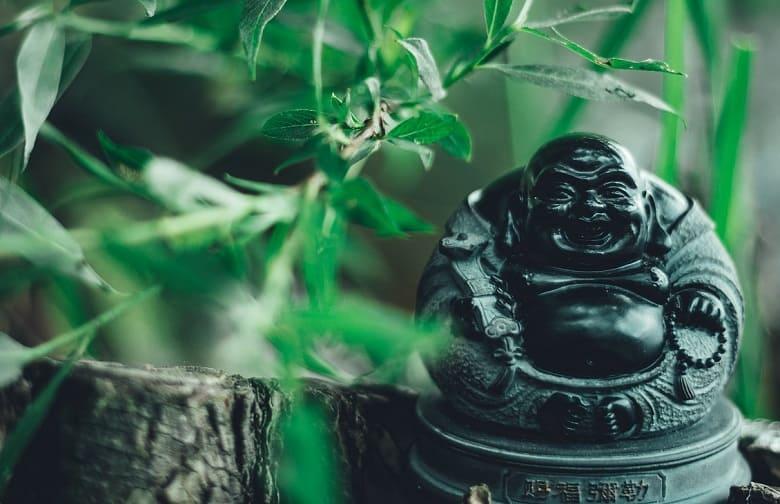 Famous Laughing Buddha
