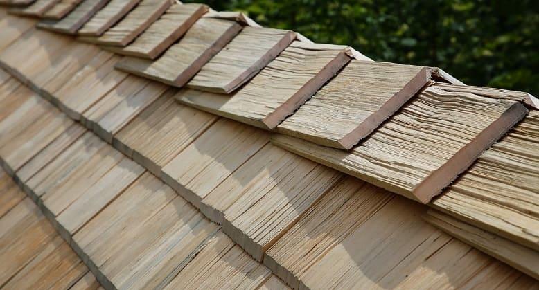 Wood Roof Shingles
