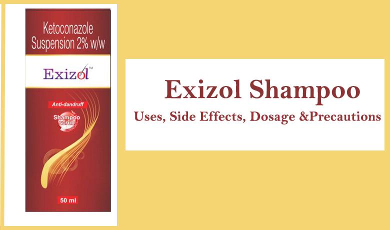 Exizol Shampoo - Uses & Side Effects