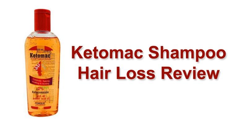 Ketomac Shampoo Hair Loss Review
