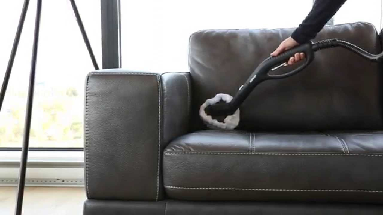 You need to first vacuum the couch