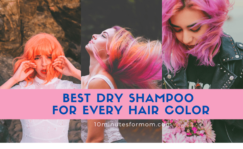Best Dry Shampoo for Every Hair Color