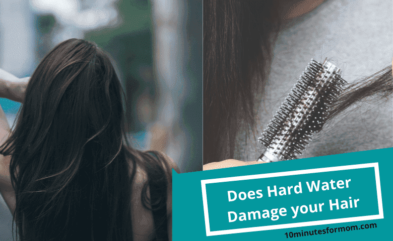 Does Hard Water Damage your Hair