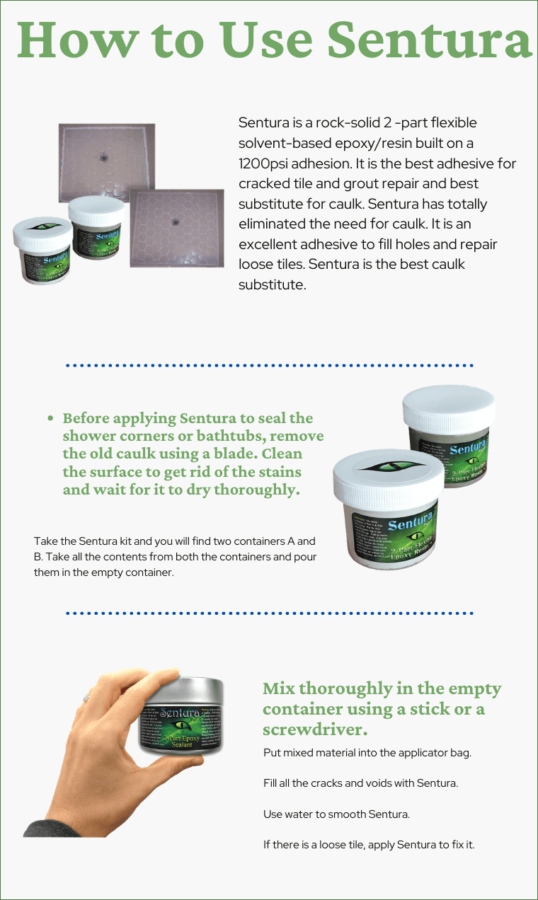 How to Use Sentura - a Pigmented Flexible Solvent Epoxy Adhesive