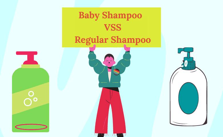 Is Baby Shampoo Even Better than Regular Shampoo