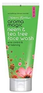 Aroma Magic Neem With Tea Tree Face Wash
