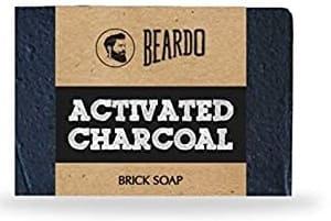 Beardo Activated Charcoal Brick Soap-10minutesformom
