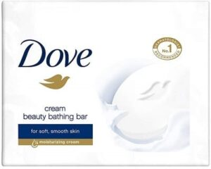 Dove Cream Beauty Bathing Bar-10minutesformom- Img credit -amazon