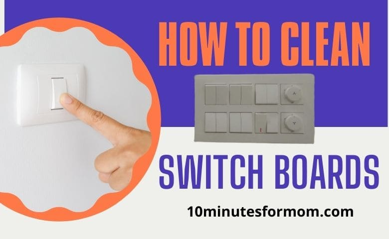 How to Clean Switchboards