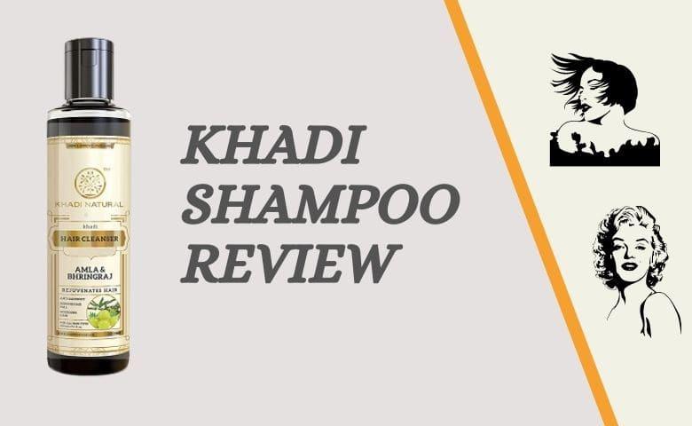 Khadi Shampoo Review