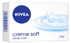 Nivea Crème Soft Crème Soap-10minutesformom