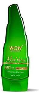 Wow Skin Science 99% Pure Aloe Vera Gel