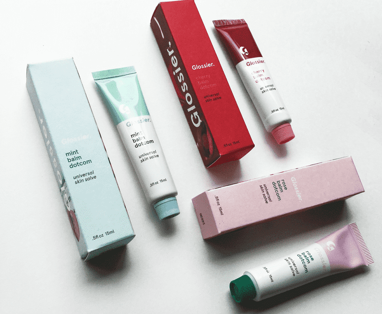 Glossier Product Packaging - Beauty Packaging Boxes