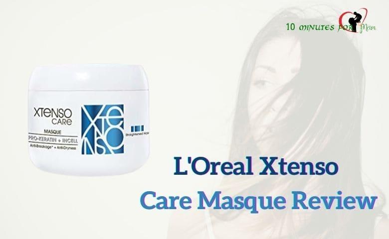 L'Oréal Professionnel X-Tenso Care Masque Review
