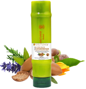 Soulflower Hair Herbal Super Rich Conditioner