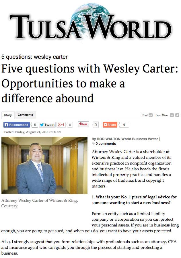 wes-carter-tulsa-world